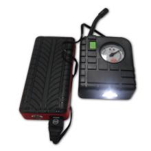 battery power booster jump 12800mah auto battery jump box start current mini 300 A portable battery power booster jump starter