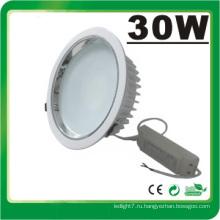 Светодиодные лампы Dimmable 30W Светодиодные вниз света Светодиодный свет