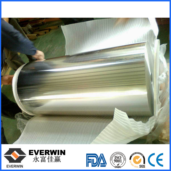 Food Wrapping Aluminium Foil Raw Material Grade