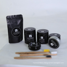 OEM Coconut powder for teeth whitening Activated Charcoal Powder