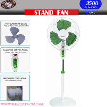 16inch Household Fans-Stand Fan with Round Base