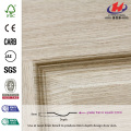Low Price Engineered Sapele HDF Veneer Door Skin