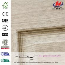 Glass Project Sapele HDF  Door Skin