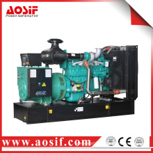 China electric generators factories 300kw / 375kva aosif genset