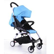 Heißer Verkauf Travle tragbarer Baby-Laufkatzen-Pram hergestellt in China