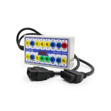 Alta calidad Obdii protocolo Detector y explote la caja de la herramienta de diagnóstico