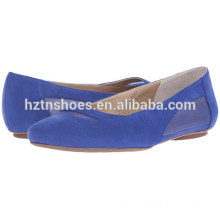 Cheap Wholesale Shoes in China Ladies Fashion Ballet Flat Casual Shoe