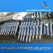 Qualidade idêntica com os cilindros hidráulicos Rexroth / Parker