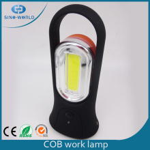 Handheld Multifunctional Warning LED COB Work Light