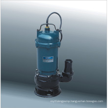 Submersible Sewage Pump Series (WQ10-11-0.75)