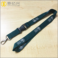 Metal hook cheap screen printing lanyards