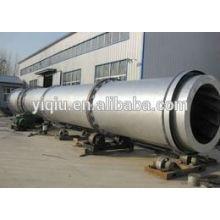 Equipos de secado de cilindros rotativos de la industria minera