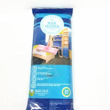 Kunststoff-Rollfilmverpackung für Nassgewebe