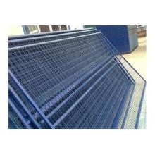 Valla de acero / Valla de malla de alambre / Panel de cerca
