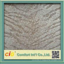 Canapé moderne 2015 utilisation dernière Super doux tissu Polyester