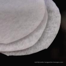 High bulk in stock ES fiber non woven fabric hot air cotton for facemask material