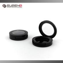 Черный пластиковый пустой одноразовый чехол для теней