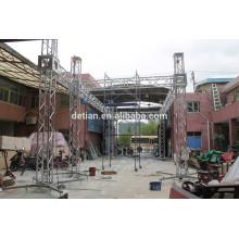 Venta directa de la fábrica Sistema de elevación de la torre barato de OEM Fabricante de armadura de aluminio