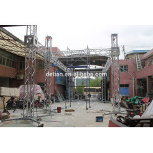 Factory direct sale Cheap tower lift system from OEM Manufacturer made of aluminum truss