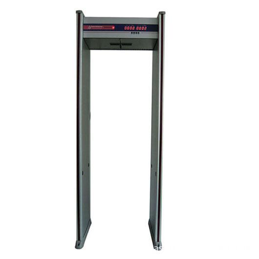 ultra walk through metal detector