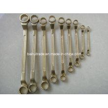 Chave de combinação Sparkless de alumínio da chave de combinação de combinação Não-de Sparking, chave inglesa do reparo