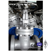 Pn100 Dn100 CS C Ast Steel Flanged Gate Valve