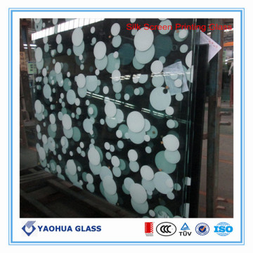 Tempered Laminated Printed Glass for Table Top