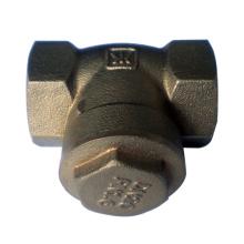 Латунный поворотный обратный клапан (DSCN2376)