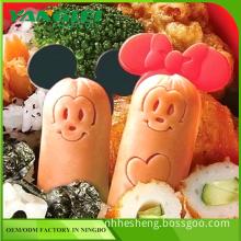 plastic sausage mold