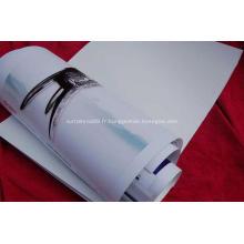Papier synthétique pp pour les bannières