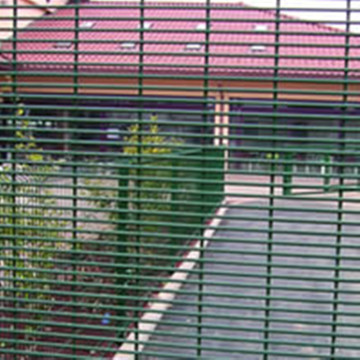 358 Svetsat Mesh Clear View Fence