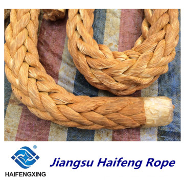 Ultra High Molecolar Weight Polyethylene Ropes Mooring Rope