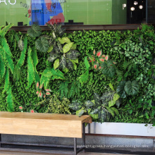 China wholesale customized earth friendly artificial foliage fence for decoration