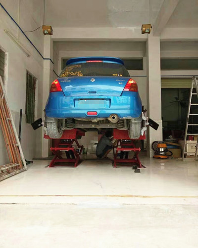 Sucvary Quick Wheel Alignment