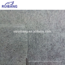 Non-woven cloth activated carbon material