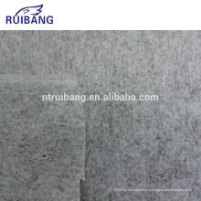 Non-сплетенная ткань, активированным углем материал