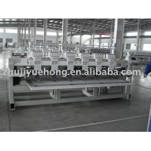 6 heads flatbed/t-shirt/cap embroidery machine