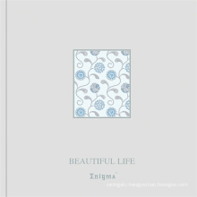 Uhome 130g Textile Wall Decor Wall Paper Catalogue--Beautiful Life