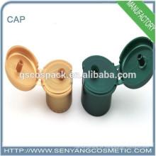 Todos os tipos de cor flip top cap soquete cabeça tampa parafusos cosméticos tampa