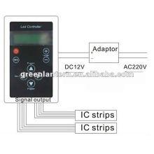 Controlador Remoto RF Para RGB LED Strip Com IC