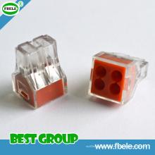 Conector del bloque de terminales de tornillo PCB 5.08mm