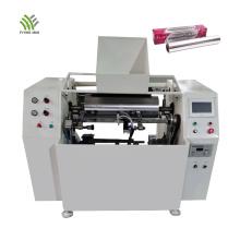 High Performance Aluminum Foil Paper Rewinding Machine