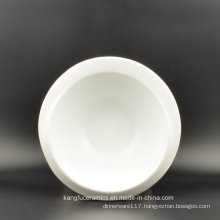 European Market Hotel Use Ceramic Salad Bowl