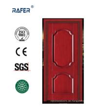 Verkaufen Sie beste rote Walnuss 100% natürliche Holztür (RA-N038)