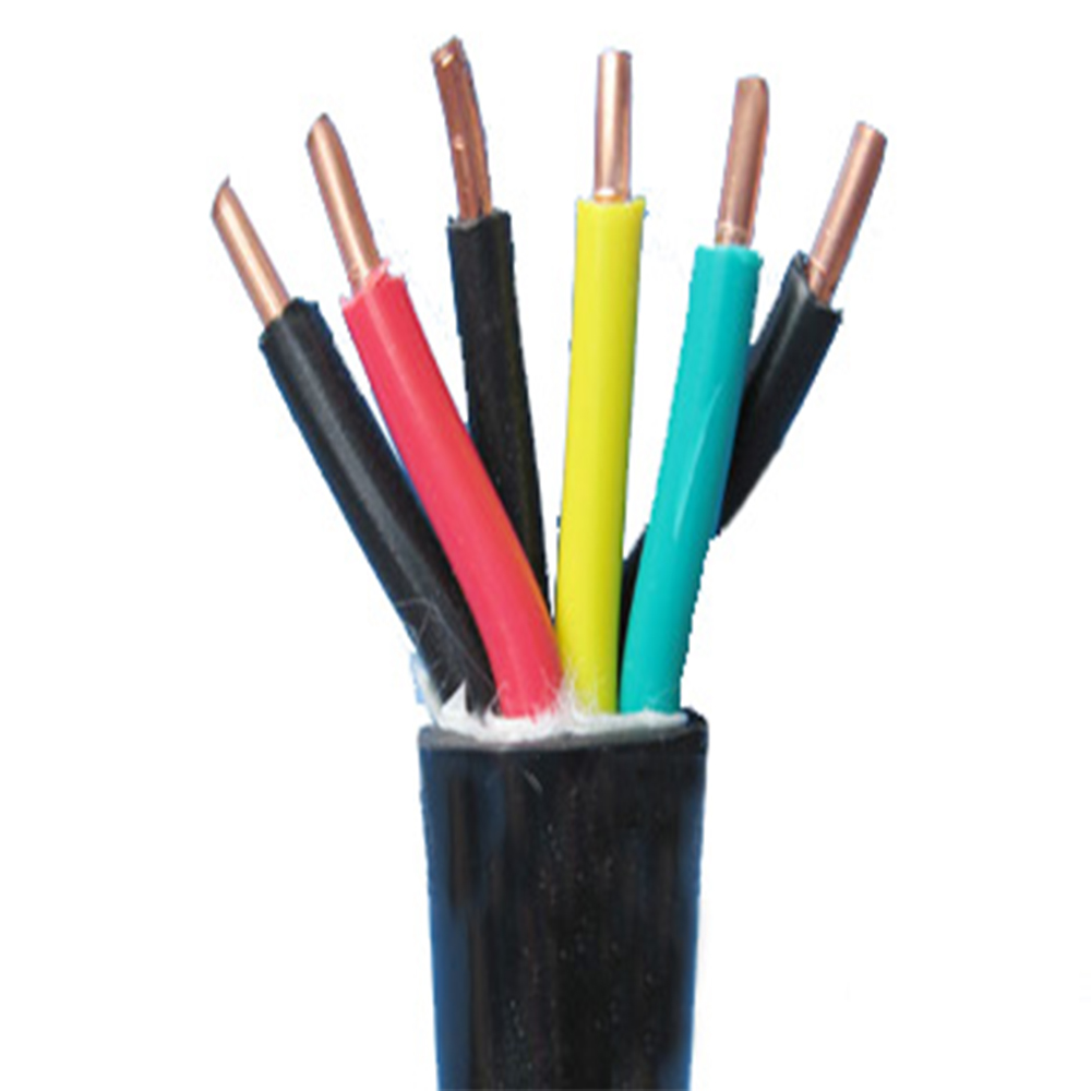 Pvc Insulation Control Cables
