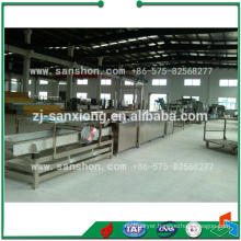 Food Processing Machinery Pickled Mushroom Production Line