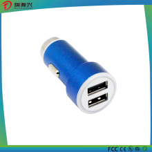 2.1A Dual USB Car Charger with Ce, RoHS Certification (CC1503-002)