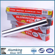 Restaurant Kitchenware Food Packaging Aluminium Foil Roll