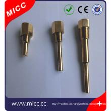 MICC Thermoelement-Metallschraubenmantel