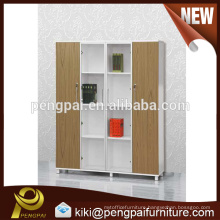 Regular saving space cabinet with three layer 02